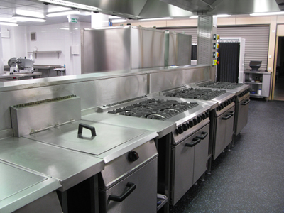 electricians for commercial kitchens swimming pool