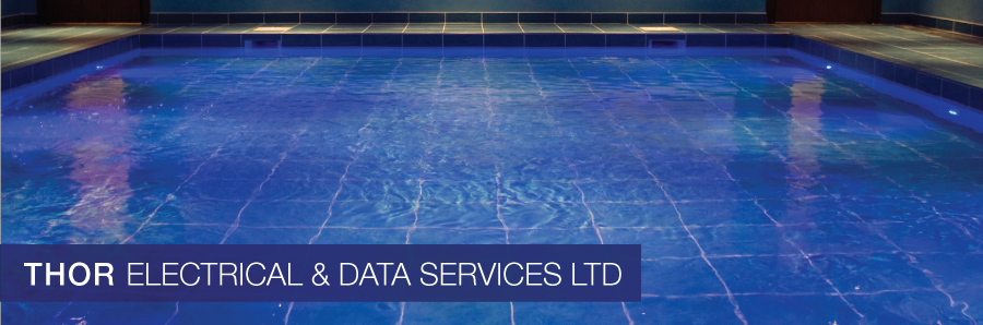 Swimming Pool Electrical Service : Dorset electrical contractor thor data services